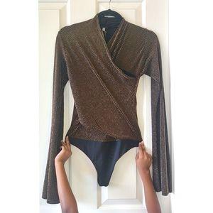 Marika Vega Petra Long Sleeve Body Suit